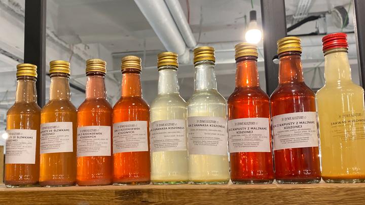 Wszystkie warzywa i owoce można poddać fermentacji nie tylko jabłka na ocet jabłkowy ale też przygotować sok z kiszonego ananasa czy rzodkiewek