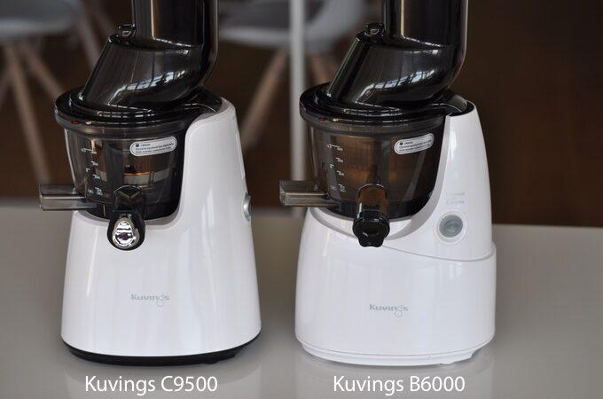 Wyciskarka Kuvings C9500 i Kuvings B6000. Co je różni i którą wybrać?