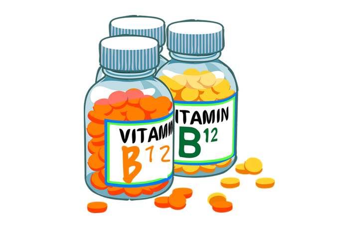 Niedobór witaminy B12 a zdrowa dieta