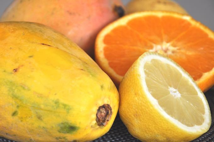 zdrowy cukier w owocach