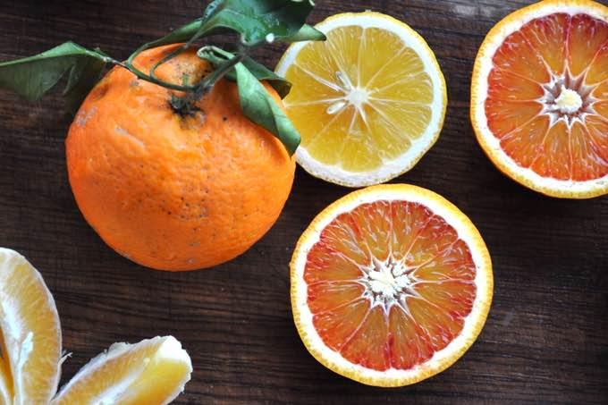 witamina c w owocach cytrusowych