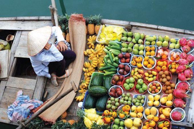 dieta mieszkańców Okinawy oparta jest głównie na roślinach