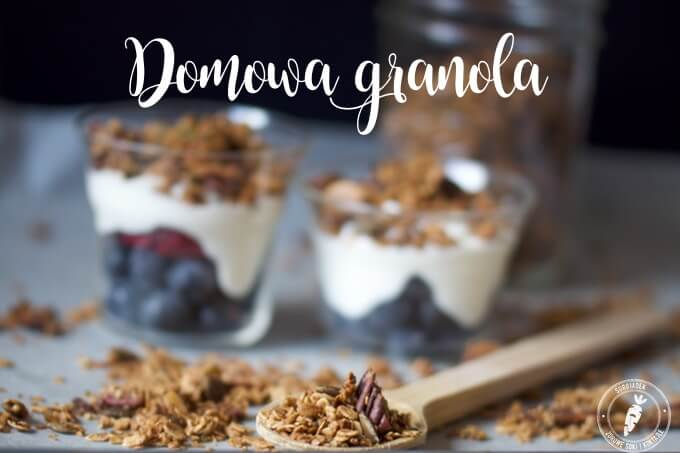 Granola z orzechami i konopią – chrupiące i zdrowe śniadanie