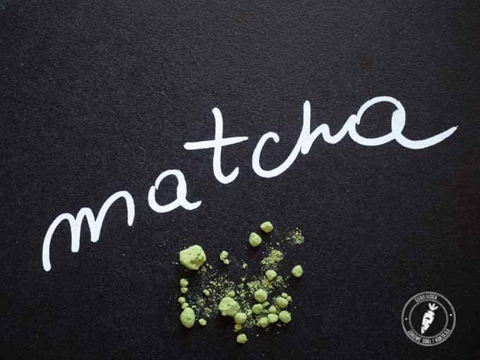 herbata matcha to jedno z najbogatszych źródeł antyoksydantów