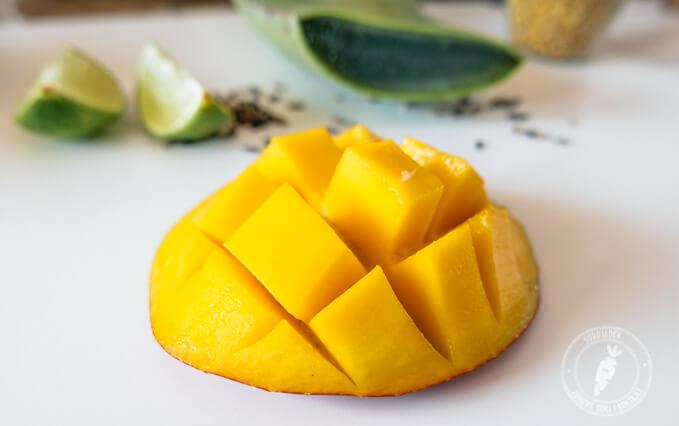 najszybszy przepis na mango