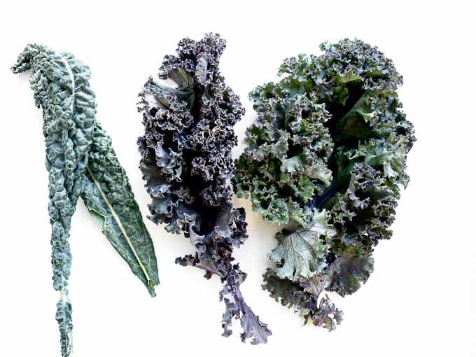 Każda odmiana jarmużu sprawdza się idealnie w roli pieczonych czipsów warzywnych