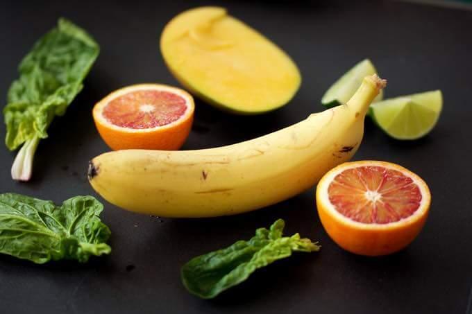 co zamiast banana w zielonym koktajlu