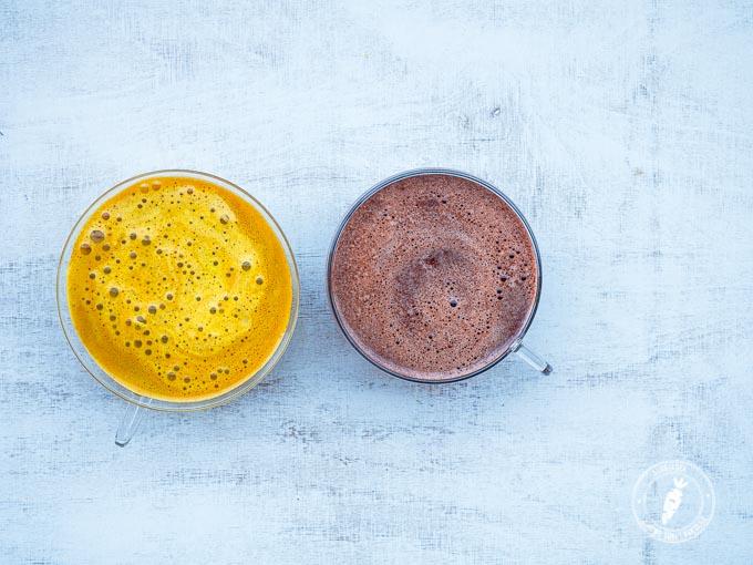 Co zamiast kawy? Kurkuma latte czy gorąca czekolada?