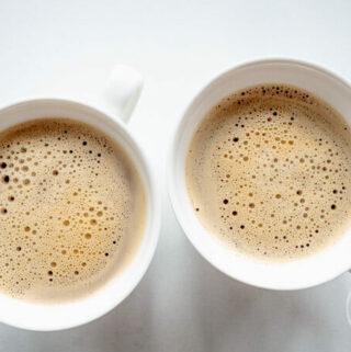 zdrowa kawa własnej roboty