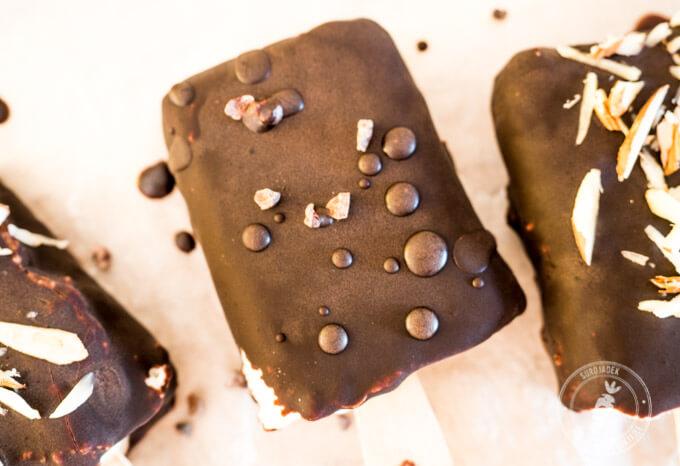 wegańska polewa kakaowa przepis