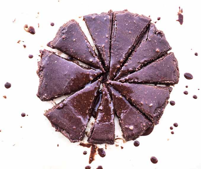 Perfekcyjne brownie czekoladowe. Szybko i bez pieczenia.