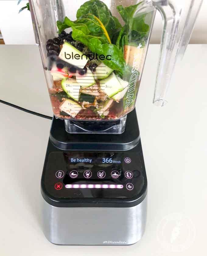jak wybrać dobry blender do smoothie z warzyw?