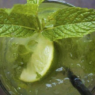 drink bezalkoholowy mojito