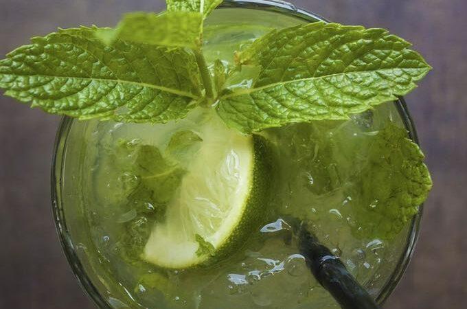 Mojito czyli pomysł na sylwestrowy drink
