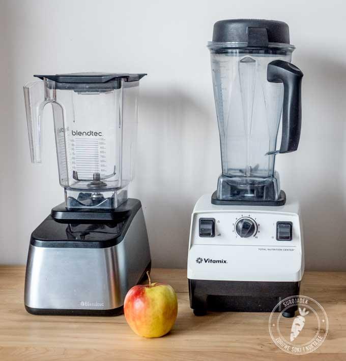 Vitamix 5200 vs Blendtec Designer