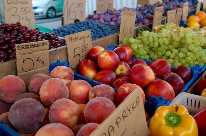 Najzdrowsze warzywa i owoce – czy muszą być eko?