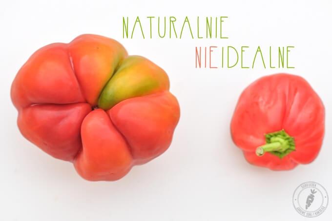 wybieraj naturalnie wyglądające warzywa. Te o różnych kształtach smakują najlepiej