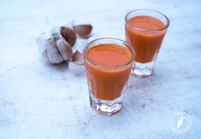 Naturalny antybiotyk w szklance soku. Na przeziębienie i superodporność.