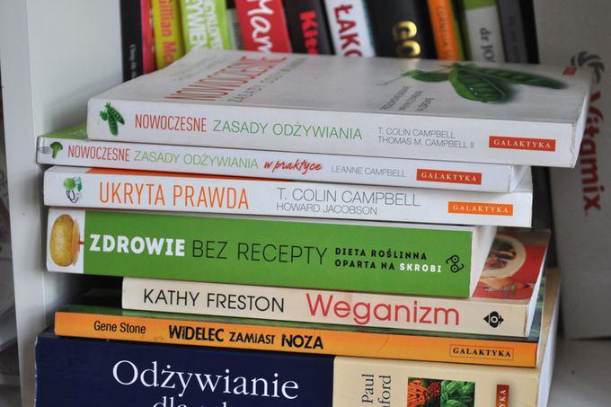 The China Study Colin Campbell to jedna z najważniejszych książek na temat zdrowego odżywiania i diety roślinnej.