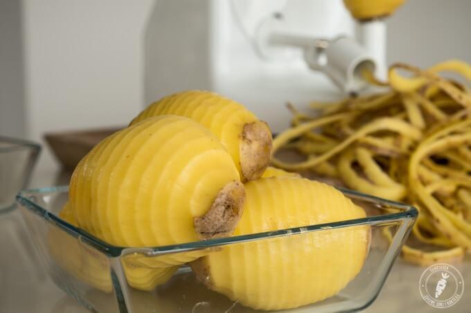 jak szybko obierać owoce i warzywa