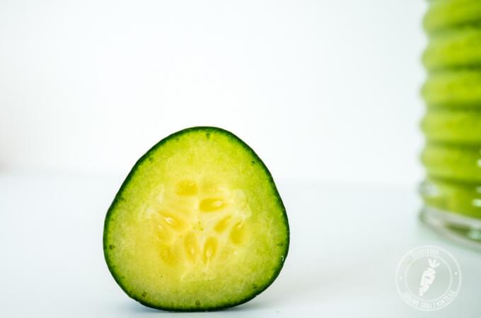ogórek to doskonały składnik nie tylko w koktajlu odchudzającym