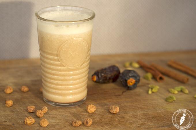 wege mleko smakowe z kardamonem i cynamonem