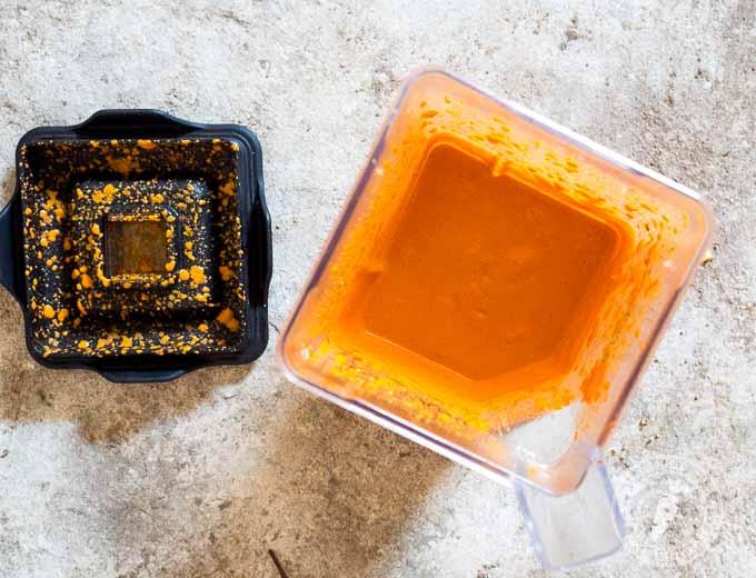 Sos z pieczonej papryki to prosty pomysł na obiad lub kolację
