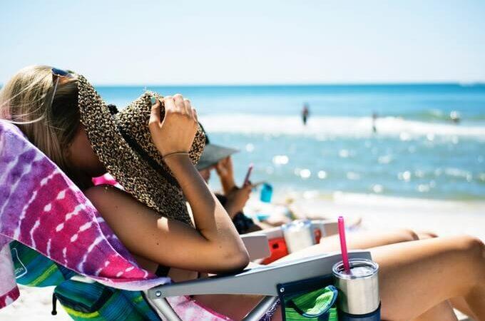 Czy zjadłeś wystarczającą ilość filtra przeciwsłonecznego?