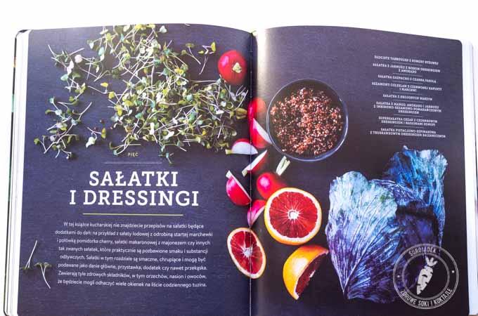 """Zdrowa dieta jest pełna kolorów, aromatów i smaku. Książka dr Gregera """"Jak nie umrzeć przedwcześnie. Przepisy"""" udowadnia że zdrowa dieta jest smaczna"""