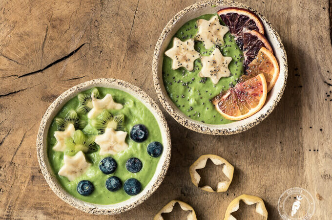 Smoothie bowl czyli misa pełna zdrowia nie tylko na śniadanie