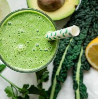 zielone koktajle to w pełni naturalny i bardzo odżywczy, zdrowy napój