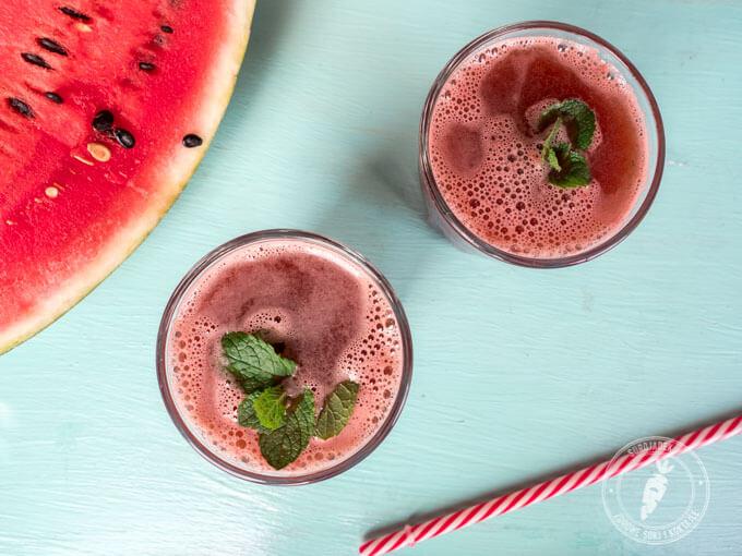 jak szybko zrobić świeżo wyciskany sok na letnie upały