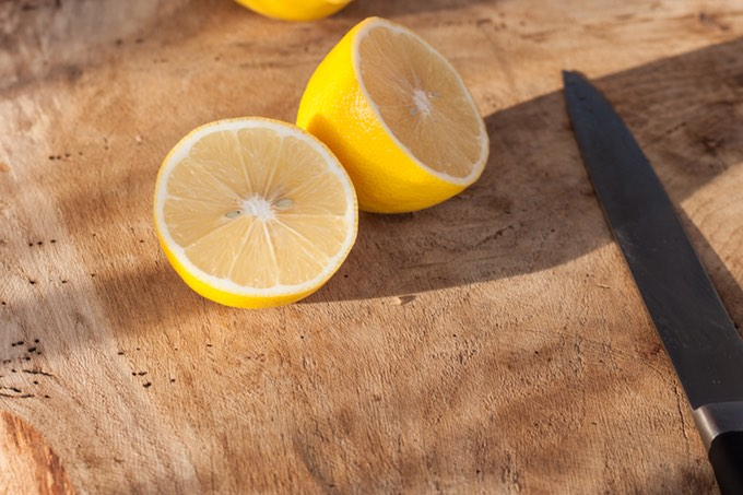 cytryna zawiera witaminę C, potas, i inne cenne składniki odżywcze