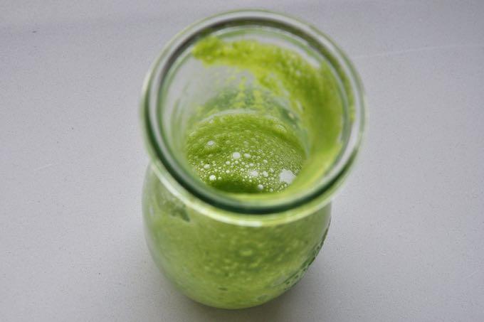 zielony sok na oczyszczanie organizmu