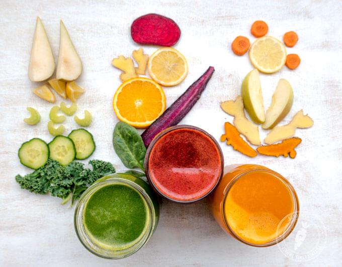 świeżo wyciskany sok to skuteczny sposób na wzmocnienie odporności i oczyszczenie organizmu z toksyn