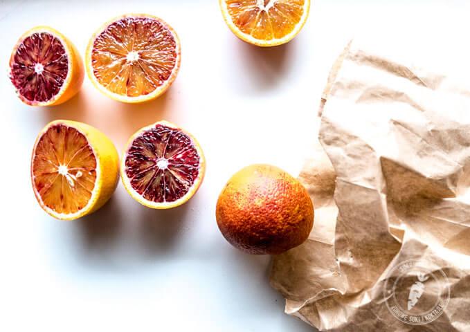 pomarańcze Moro różnią się wyglądem i zawartością przeciwutleniaczy