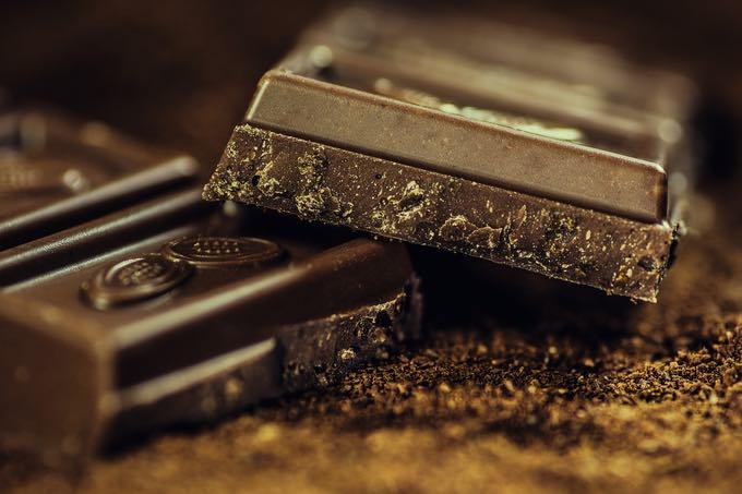 właściwości czekolady z nieprażonych surowych ziaren kakaowca