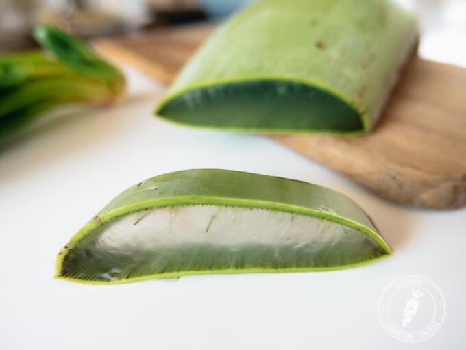 jak jeść aloes?