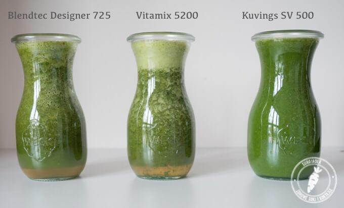Blender próżniowy zapobiega utracie składników odżywczych, zmianie koloru i rozwarstwianiu się koktajlu