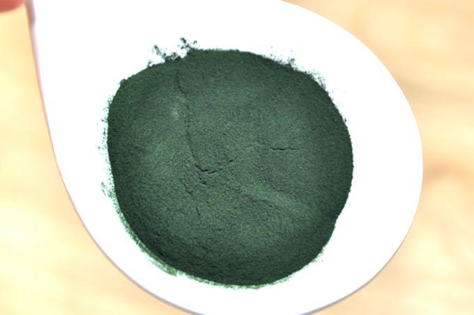 spirulina to alga o leczniczych właściwościach