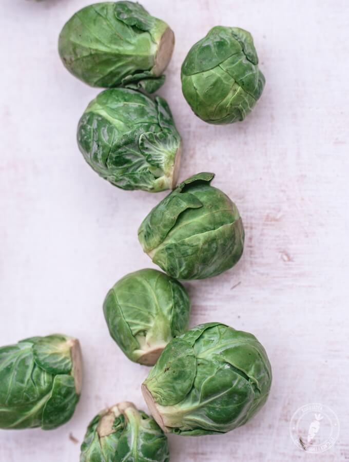 brukselka zawiera najwięcej glukozynolanów spośród innych warzyw krzyżowych