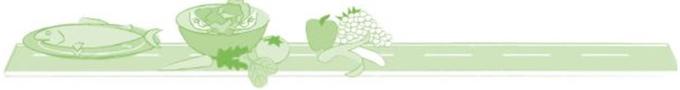 owoce, warzywa, mięso to prawidłowa kolejność aby uniknąć wzdęć brzucha