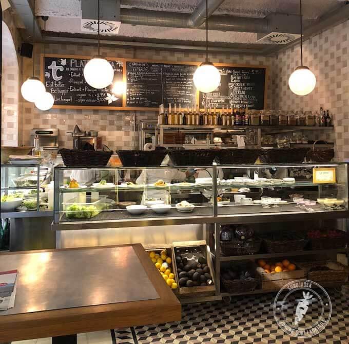 Gdzie zdrowo zjeść w Barcelonie?