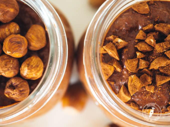 nutella w zdrowym wydaniu