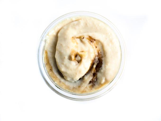 Zdrowy deser jaglany zamiast niezdrowego batona. 100% naturalnych składników.