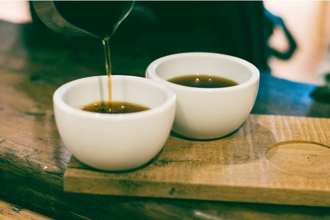 zielona herbata to źródło antyoksydantów