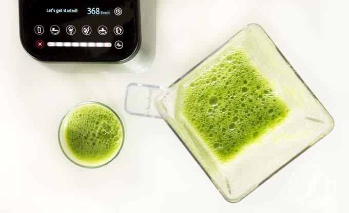 jak zrobić sok w blenderze ?